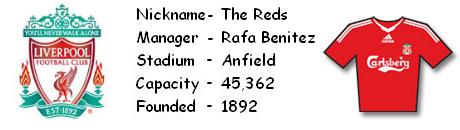 Liverpool Profile